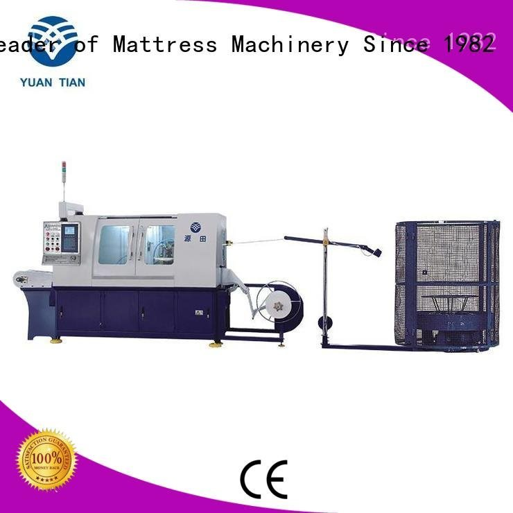 Automatic Pocket Spring Machine speed Automatic High Speed Pocket Spring Machine YUANTIAN Mattress Machines Brand