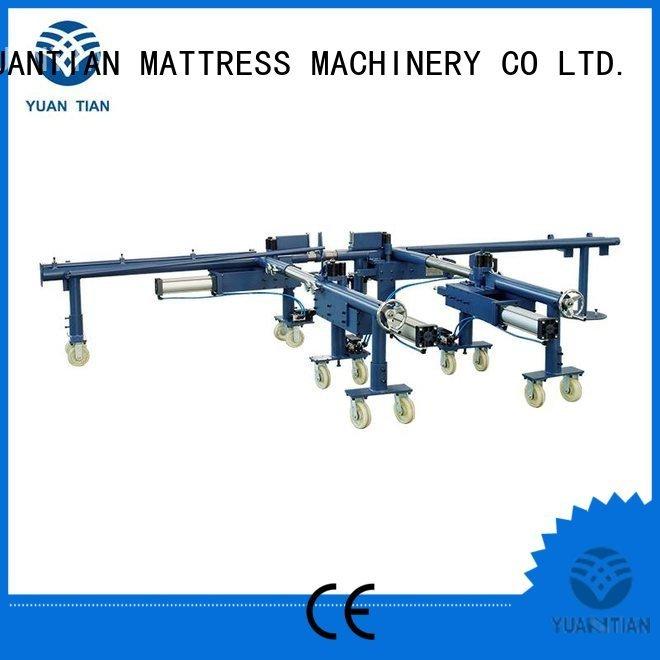 foam mattress making machine machine unit mattress packing machine YUANTIAN Mattress Machines Brand