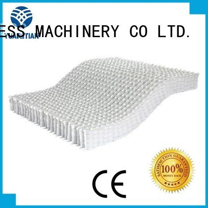 mattress spring unit bottom nonwoven mattress spring unit YUANTIAN Mattress Machines Warranty