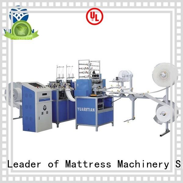 needle single mattress YUANTIAN Mattress Machines Brand quilting machine for mattress price manufacture