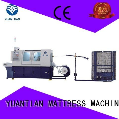 Automatic Pocket Spring Machine pocketspring production machine automatic YUANTIAN Mattress Machines