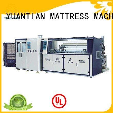 bonnell spring machine line Automatic Bonnell Spring Coiling Machine machine YUANTIAN Mattress Machines