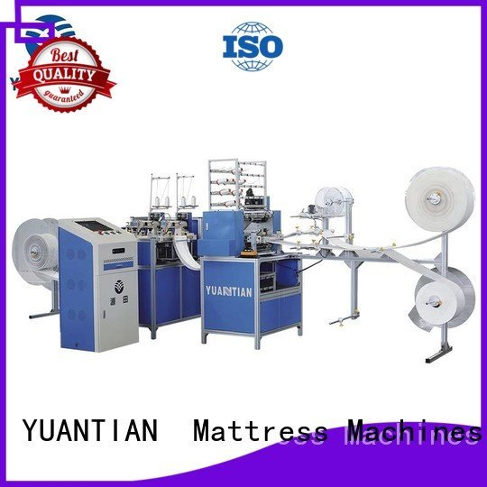 quilting machine for mattress price double needle YUANTIAN Mattress Machines Brand