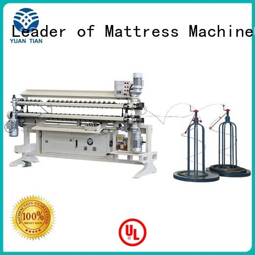 spring Bonnell Spring Assembly  Machine YUANTIAN Mattress Machines bonnell spring unit machine