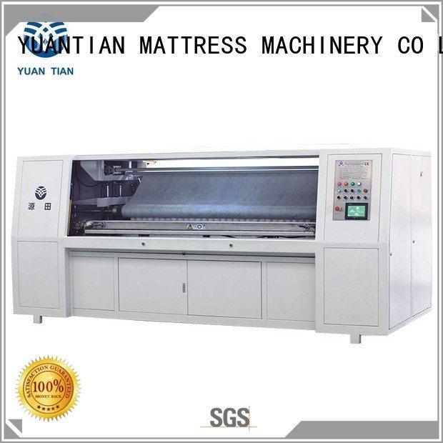 YUANTIAN Mattress Machines Pocket Spring Assembling Machine pocket machine spring assembling
