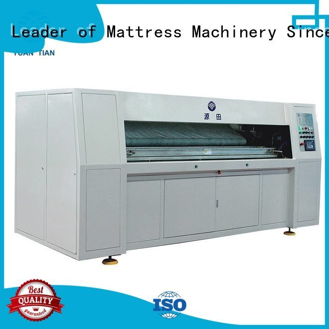 Wholesale spring machine Pocket Spring Assembling Machine YUANTIAN Mattress Machines Brand