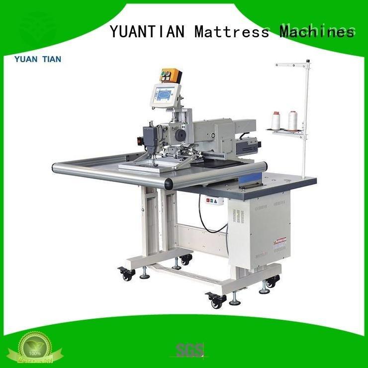 longarm long singer  mattress  sewing machine price YUANTIAN Mattress Machines