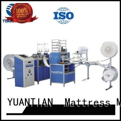 Hot quilting machine for mattress price ls320 quilting machine for mattress double YUANTIAN Mattress Machines