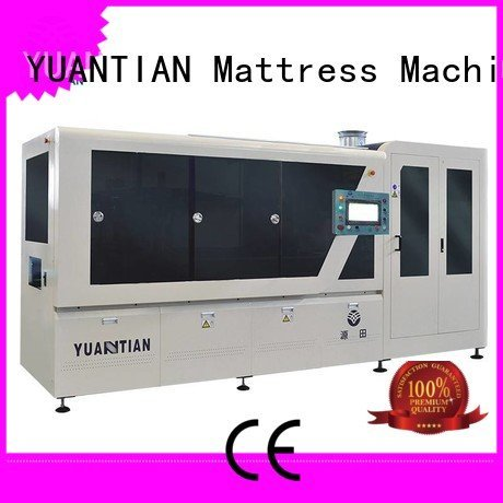 assembler speed line YUANTIAN Mattress Machines Automatic Pocket Spring Machine