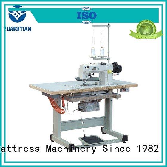 OEM mattress tape edge machine mattress table mattress tape edge machine