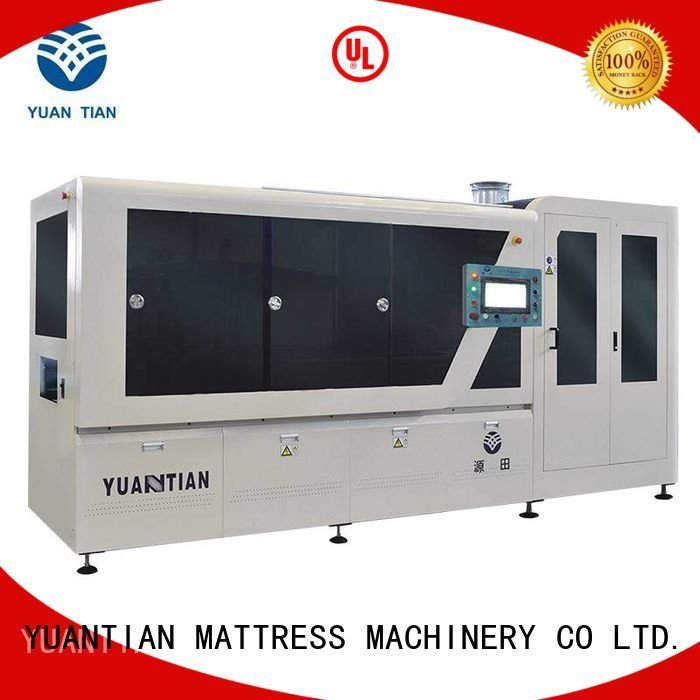 Automatic Pocket Spring Machine pocket Automatic High Speed Pocket Spring Machine YUANTIAN Mattress Machines Brand