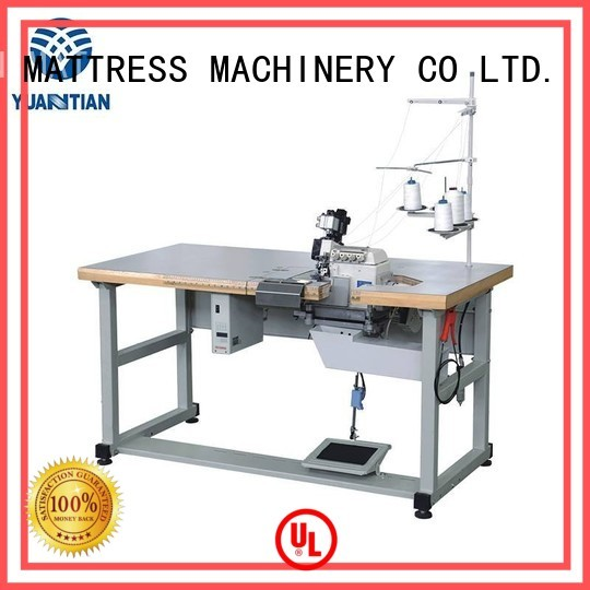 heads Double Sewing Heads Flanging Machine heavyduty double YUANTIAN Mattress Machines Brand