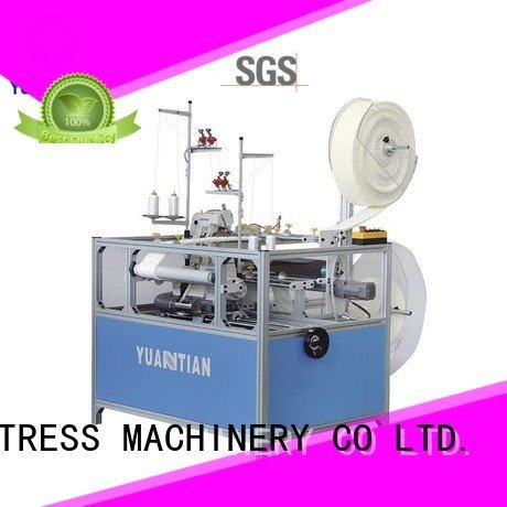 Quality Double Sewing Heads Flanging Machine YUANTIAN Mattress Machines Brand ds7a Mattress Flanging Machine