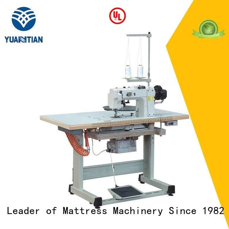 YUANTIAN Mattress Machines Brand table edge mattress tape edge machine binding tape