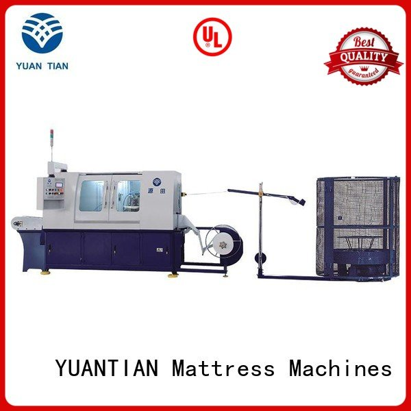 OEM Automatic High Speed Pocket Spring Machine machine line Automatic Pocket Spring Machine