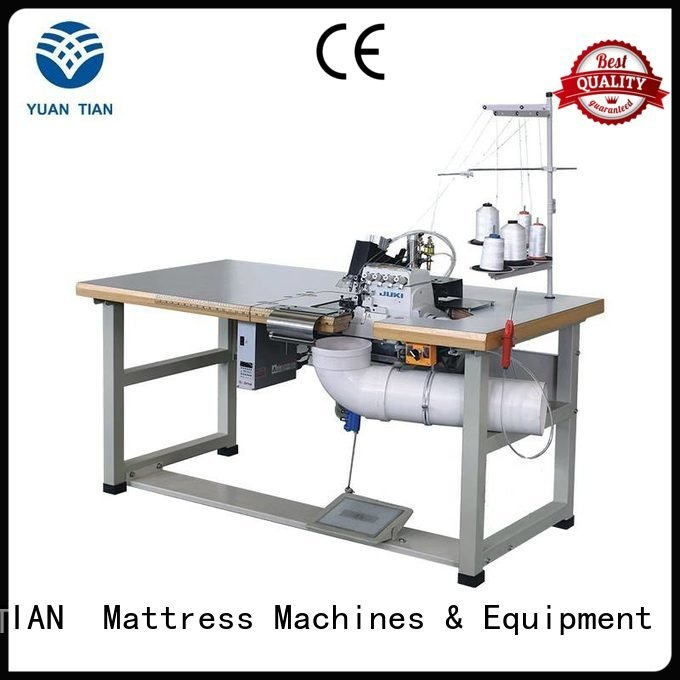 Hot Double Sewing Heads Flanging Machine multifunction Mattress Flanging Machine machine YUANTIAN Mattress Machines