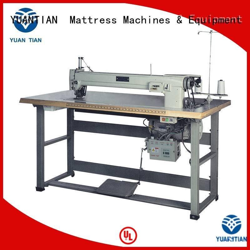 label computerized arm singer  mattress  sewing machine price YUANTIAN Mattress Machines