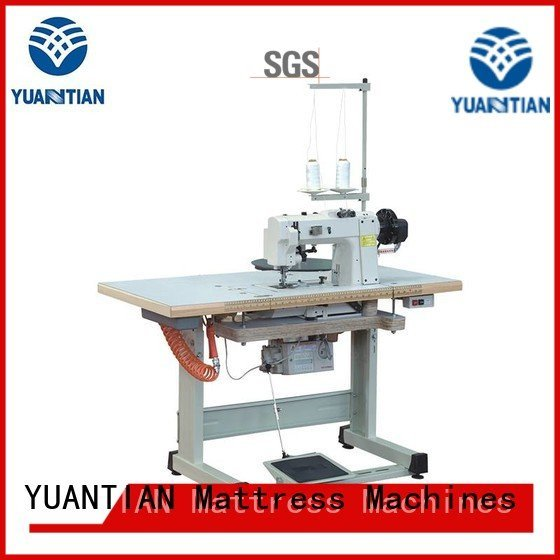 YUANTIAN Mattress Machines mattress tape edge machine pf300u table edge wb1