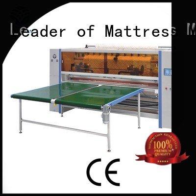 panel mattress cutting YUANTIAN Mattress Machines Mattress Cutting Machine