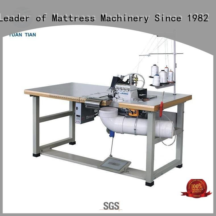 YUANTIAN Mattress Machines heavyduty Mattress Flanging Machine machine sewing