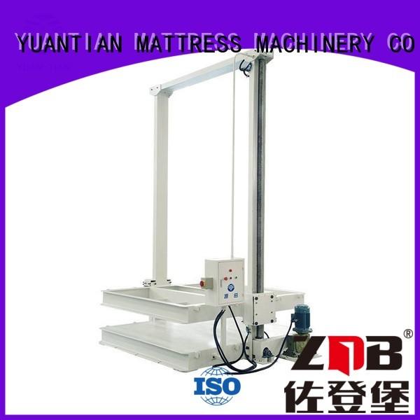 unit straightening mattress packing machine border YUANTIAN Mattress Machines Brand