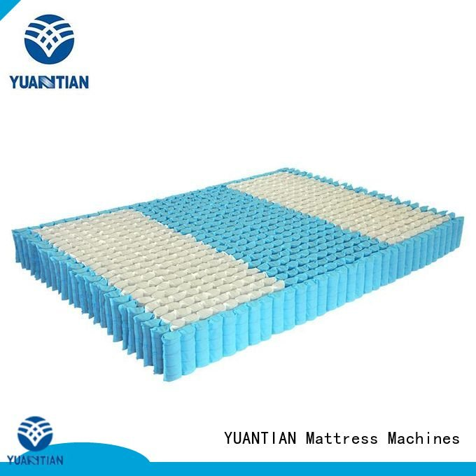 Wholesale nested unit mattress spring unit YUANTIAN Mattress Machines Brand