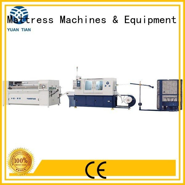 Custom dzg1a Automatic High Speed Pocket Spring Machine assembling Automatic Pocket Spring Machine