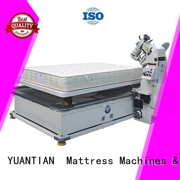 YUANTIAN Mattress Machines Brand tape mattress tape edge machine mattress edge