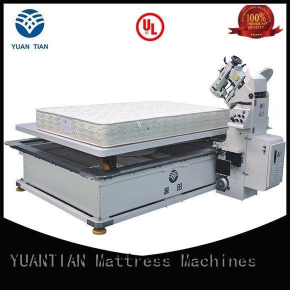 Custom mattress tape edge machine tape machine top YUANTIAN Mattress Machines
