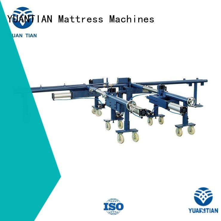 foam mattress making machine wire automatic mattress packing machine YUANTIAN Mattress Machines Warranty
