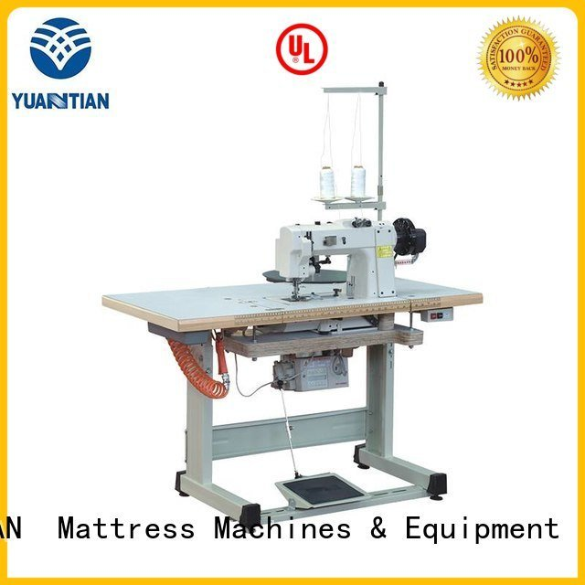 YUANTIAN Mattress Machines mattress tape edge machine tape binding machine mattress