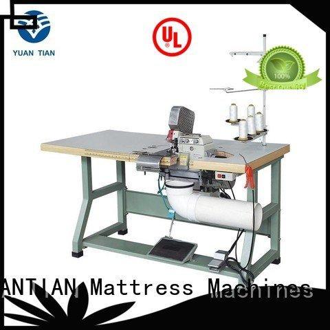mattress heavyduty Double Sewing Heads Flanging Machine YUANTIAN Mattress Machines