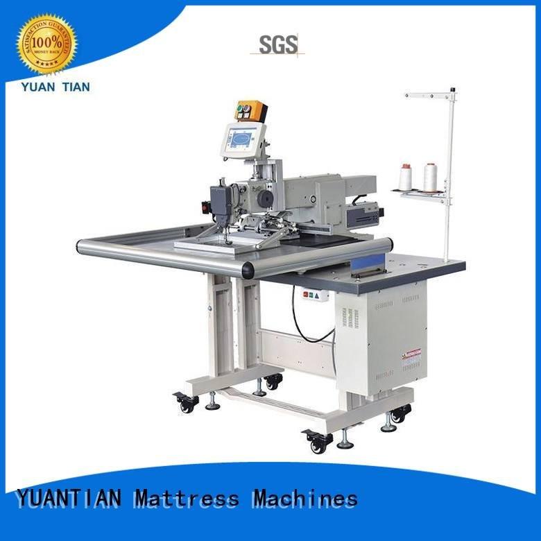 Hot singer  mattress  sewing machine price decorative Mattress Sewing Machine mattress YUANTIAN Mattress Machines