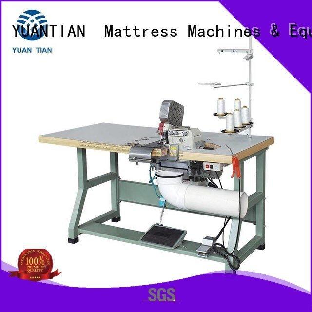 YUANTIAN Mattress Machines Brand mattress ds5 Mattress Flanging Machine ds8a double