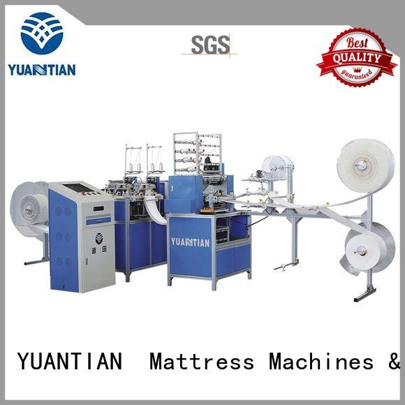 quilting machine for mattress price stitching heads YUANTIAN Mattress Machines Brand