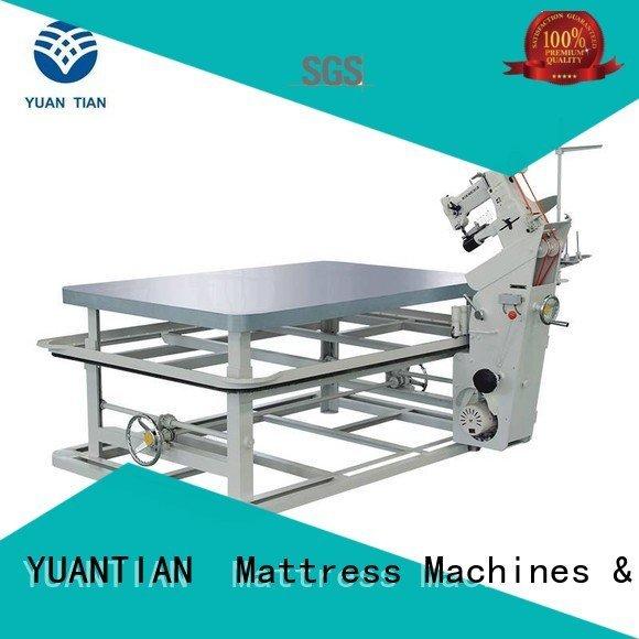 YUANTIAN Mattress Machines Brand tape mattress tape edge machine machine wb3a