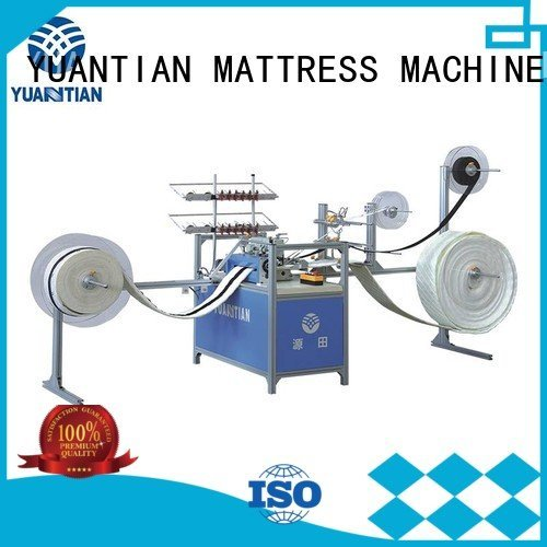 YUANTIAN Mattress Machines sewing autimatic Mattress Sewing Machine longarm mattress