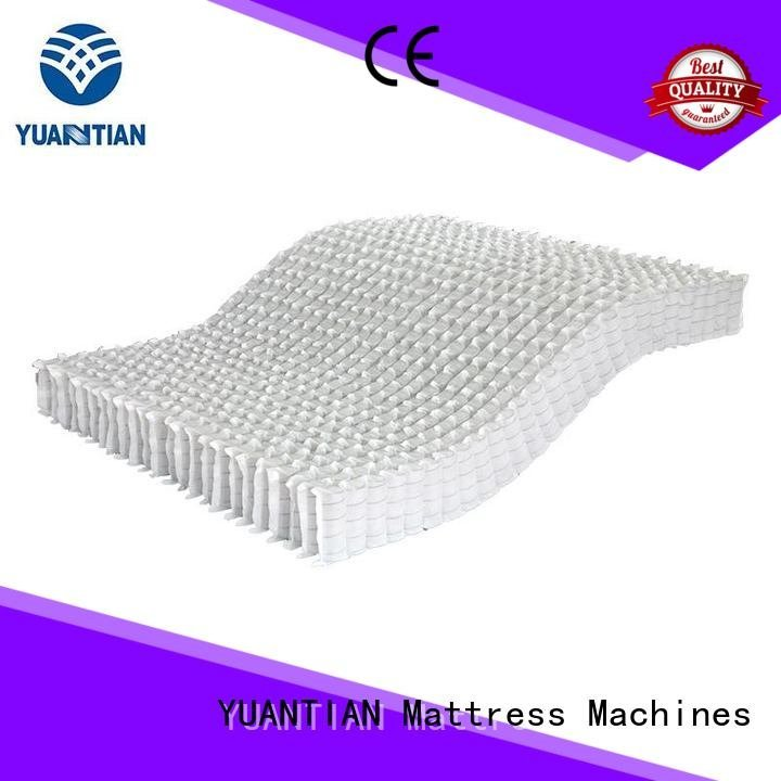 YUANTIAN Mattress Machines Brand bottom spring with mattress spring unit