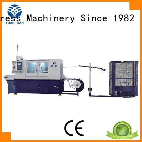 YUANTIAN Mattress Machines Automatic Pocket Spring Machine assembling automatic production