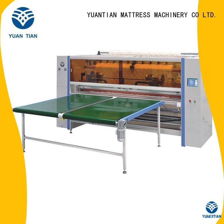 mattress machine cj3a YUANTIAN Mattress Machines Mattress Cutting Machine Supplier