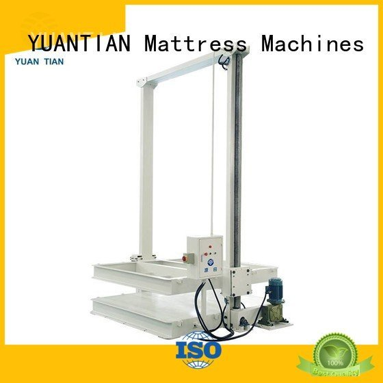 foam mattress making machine bending mattress packing machine YUANTIAN Mattress Machines Brand