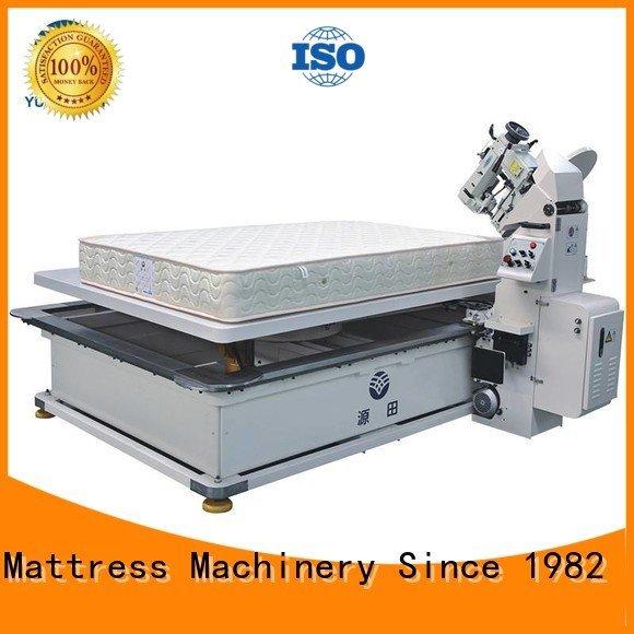 YUANTIAN Mattress Machines mattress tape edge machine machine table binding