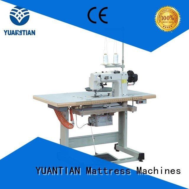 mattress tape edge machine table binding mattress tape