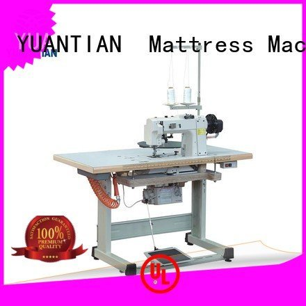 YUANTIAN Mattress Machines Brand top table mattress tape edge machine tape machine