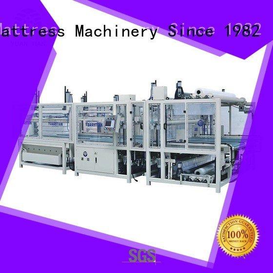 YUANTIAN Mattress Machines machine mattress packing machine mattress packing