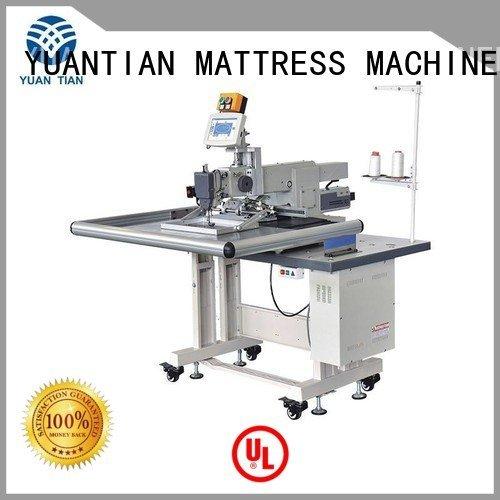 arm computerized YUANTIAN Mattress Machines singer  mattress  sewing machine price