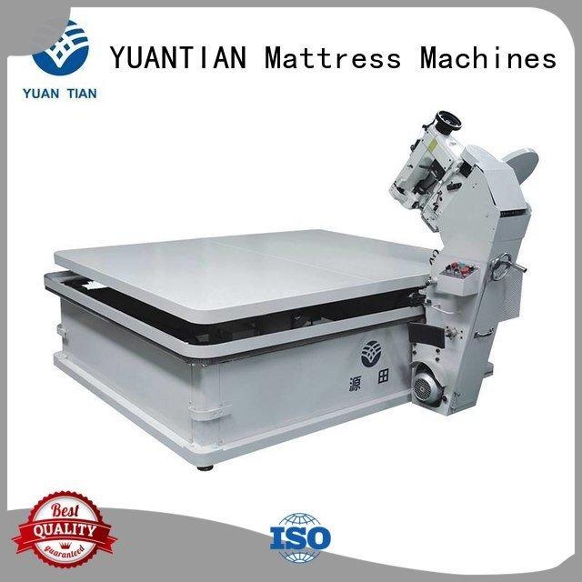 OEM mattress tape edge machine table binding mattress tape edge machine