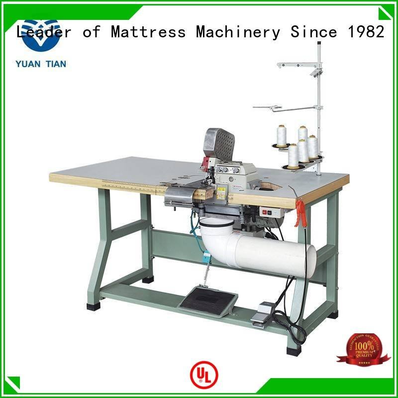 Double Sewing Heads Flanging Machine double Mattress Flanging Machine machine YUANTIAN Mattress Machines