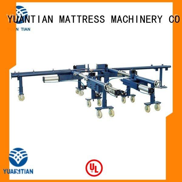 Wholesale mattress straightening mattress packing machine YUANTIAN Mattress Machines Brand