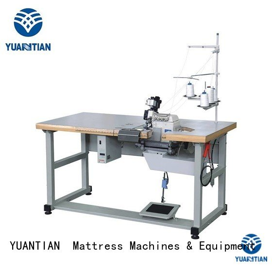heavyduty ds5b flanging Mattress Flanging Machine YUANTIAN Mattress Machines